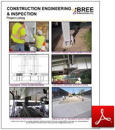 Construction, Engineering, & Inspection