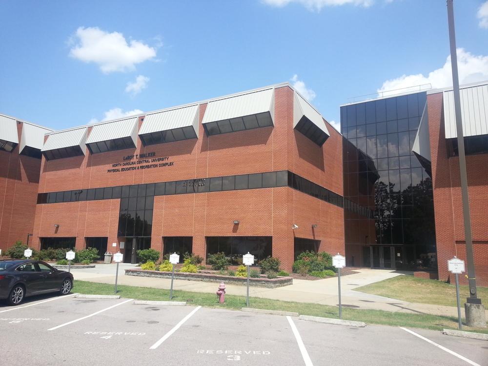 NCCU Walker PE Complex