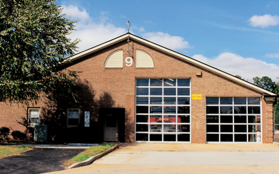 Fire Station #9-Durham, NC