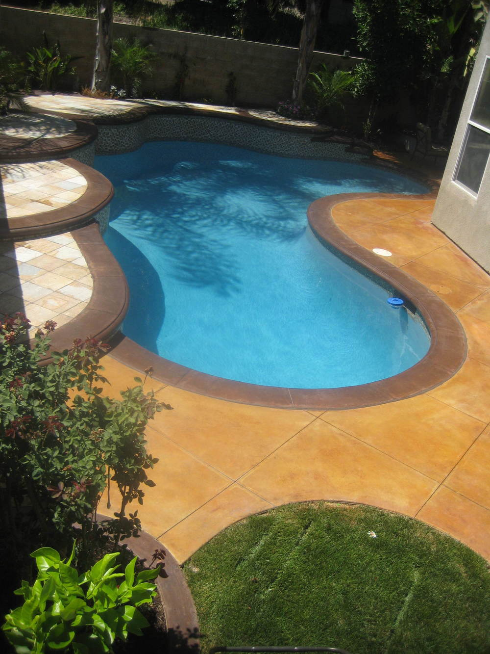 Corona, Ca -Pool + Deck