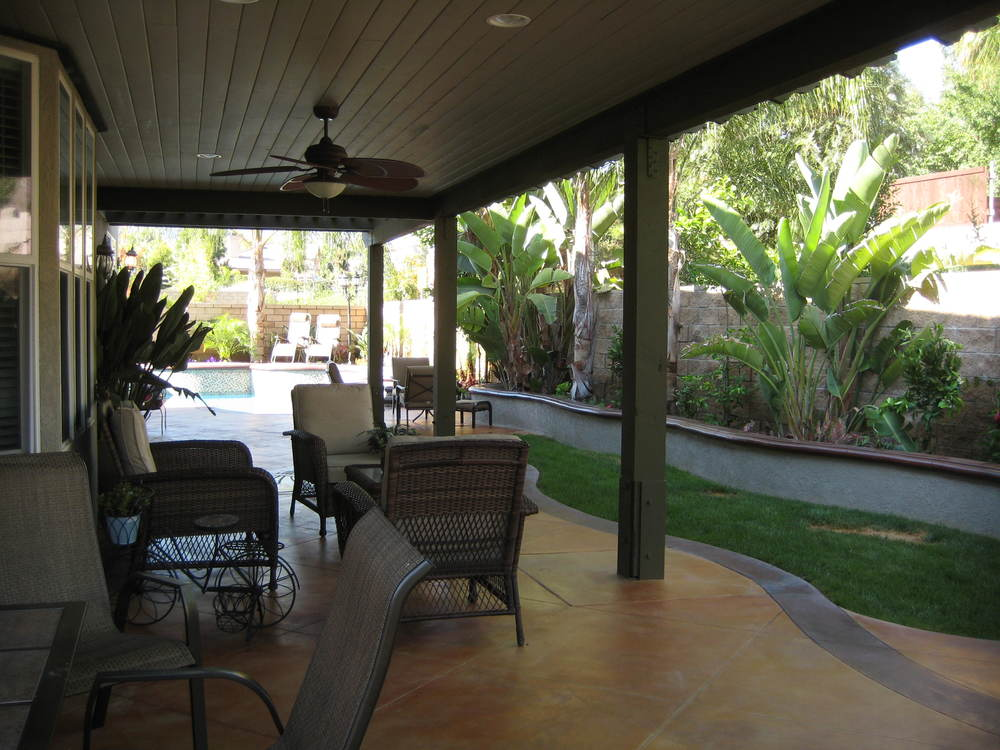 Corona, Ca -Patio Cover
