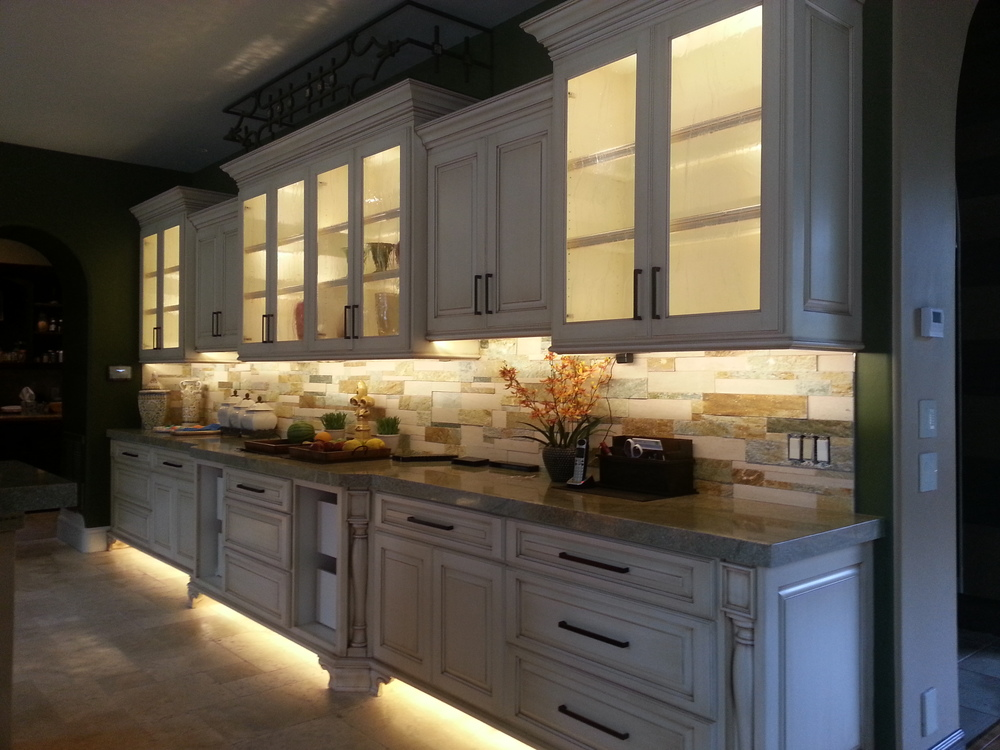 Rancho Santa Fe, Ca -Kitchen