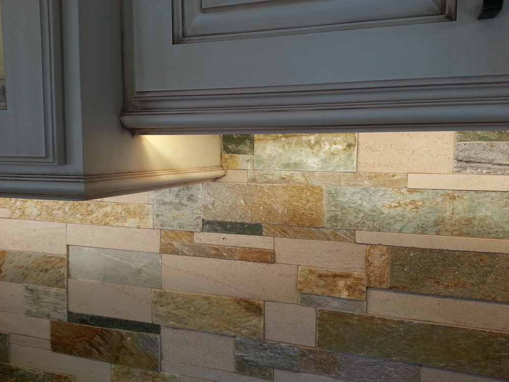 Rancho Santa Fe, Ca -Kitchen, Backsplash