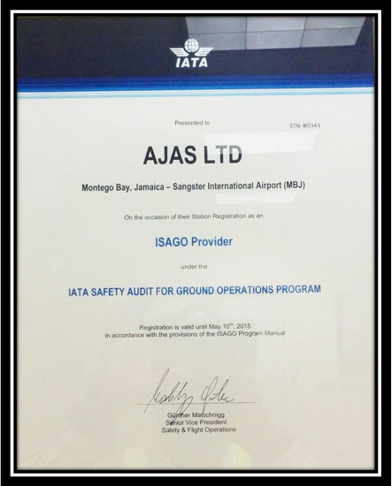 AJAS Aviation Services