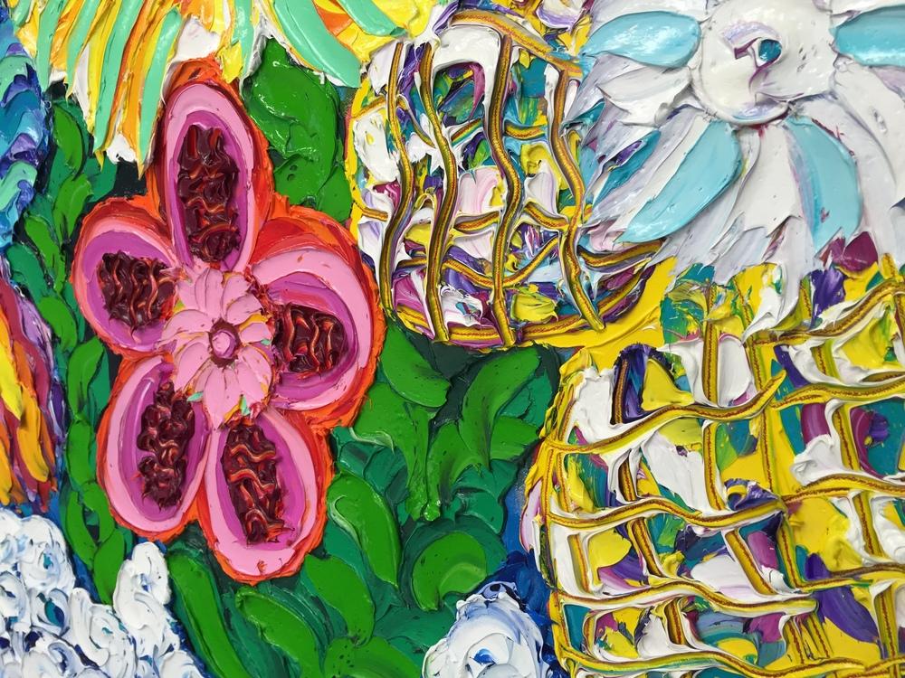 detail, Wild Flowers