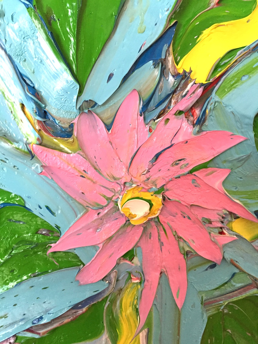 detail, Water Lily