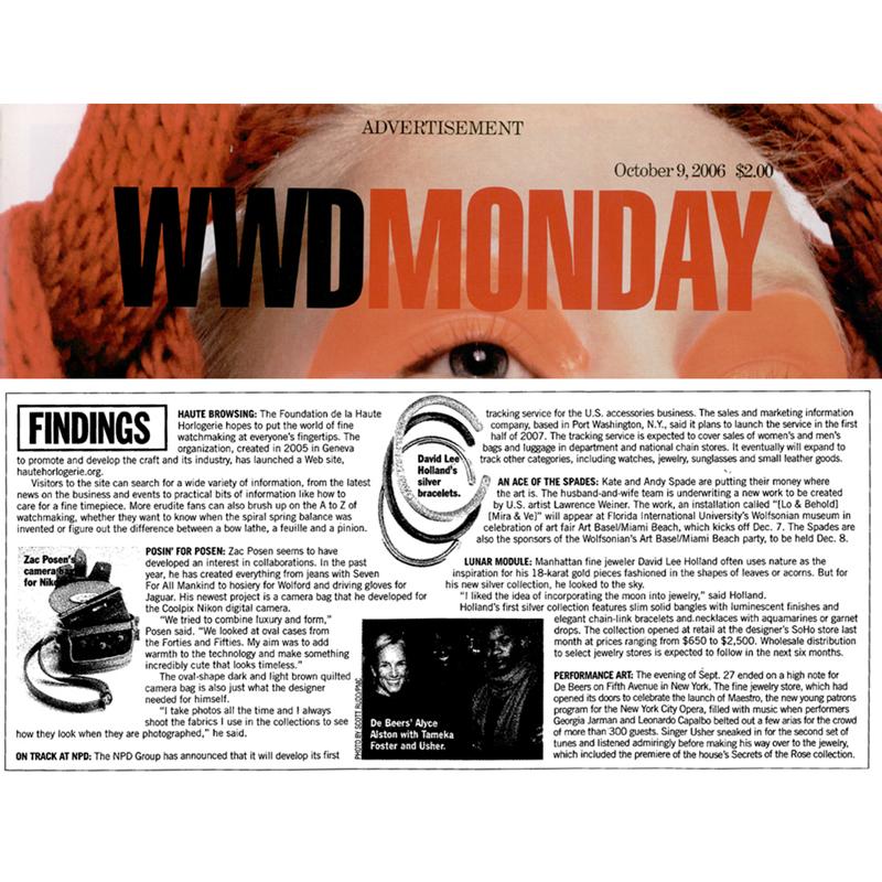 WWD Monday