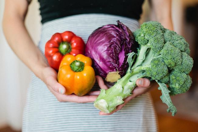 earth day, spring vegetables, real food for babies, take flight blog