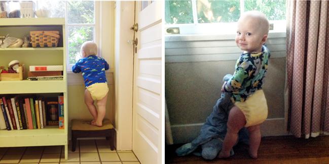 cloth diapering, flip covers, flip cloth diapers, maison everett blog