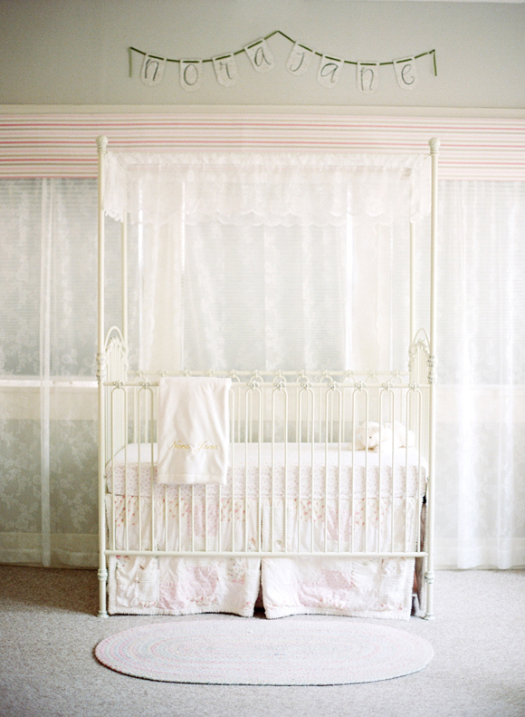Maison Everett Blog, Baby Girl Nursery, Nursery Design Inspiration