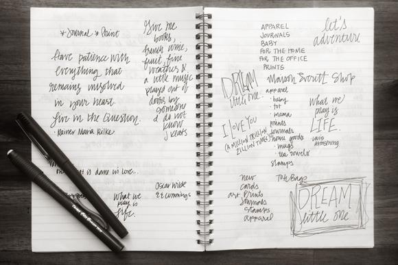 Maison Everett Blog, Maison Everett Shop, Creative Inspiration, The Business of Creating