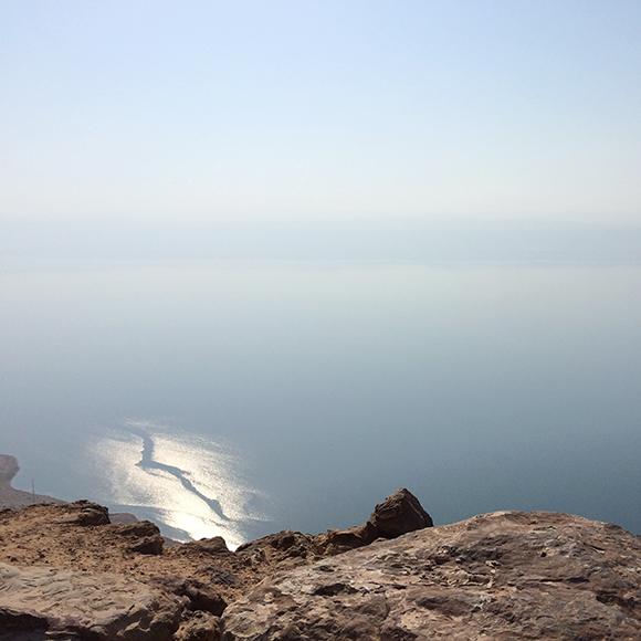 The Dead Sea, A Visit to Dead Sea, Maison Everett Blog
