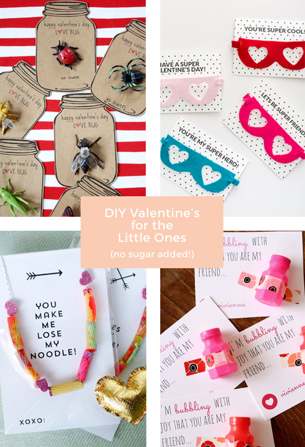 DIY Valentine's (No Sugar Added!) Round-up on Maison Everett Blog