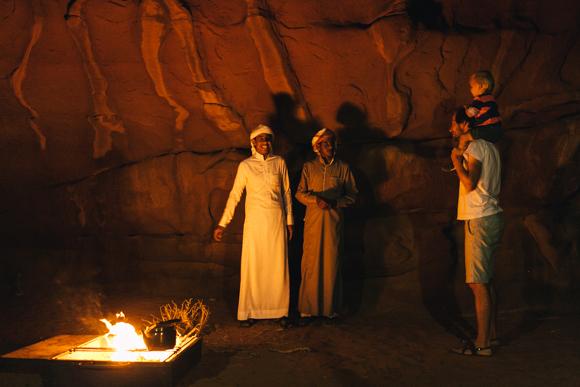 Camping with Bedouin in Wadi Rum, Maison Everett Blog