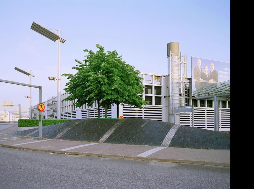 Minna Kantonen, from  Urban Vistas,  2010