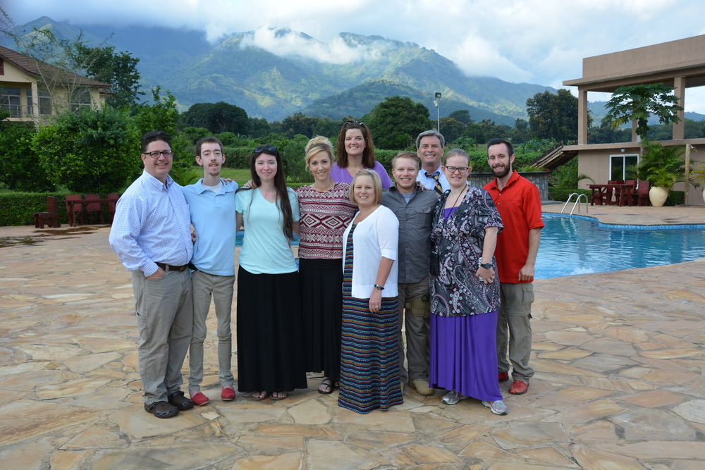 Tanzania 2015 headed to church