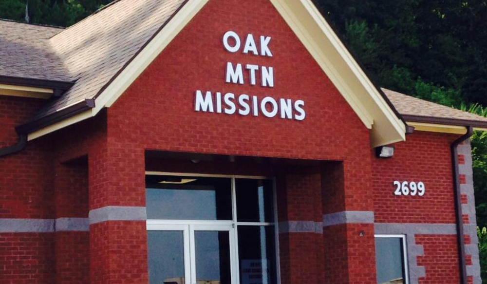 Oak Mountain Missions