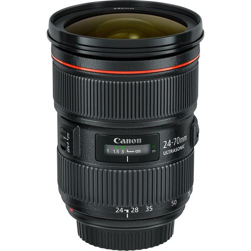 Canon 24-70mm F2.8L
