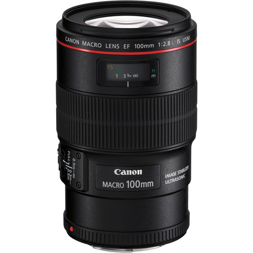 Canon 100mm f2.8L Macro  IS USM