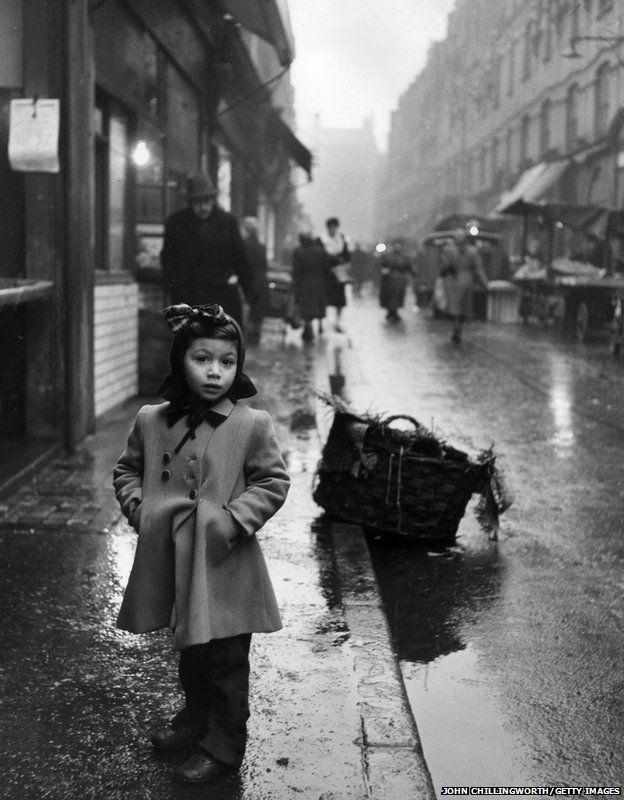 John Chillingworth, Daughter of Jewish Shopkeeper, 1952