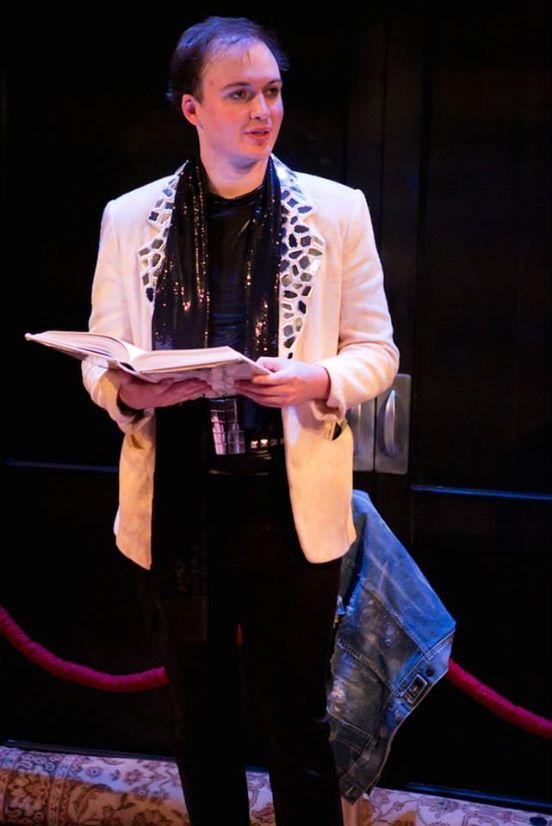 Frank O'Hara reading the Sun Poem