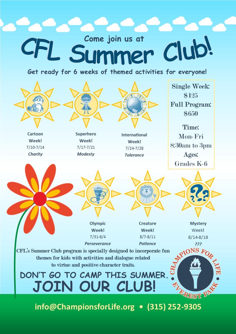 CFLSC Full Poster - Summer Camp 2017.png
