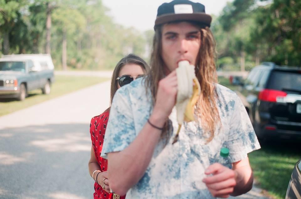 Logan Meckely and Alexandra Maisch. Photo by Paul O'Dea 35mm