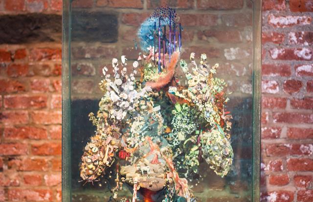 DUSTIN YELLIN artwork