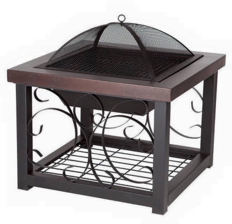 Fire Sense Cocktail table fire pit.