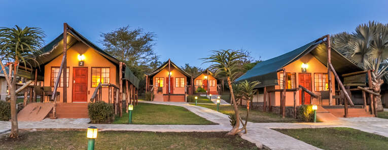"""""""I Dreamed of Africa"""" gift certificate: South African Photo Safari for 2. 6 days/6 nights luxury accommodations at Heritage Sfari Lodge/Hemingway Tent Camp. 2 daily open land cruisers game drives with experienced guides where the movie I Dreamed of Africa was filmed, located on the private Zulu Nyala Game Reserve. $5,950 value."""