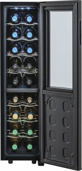 Frigidaire - 18-Bottle Wine Cooler