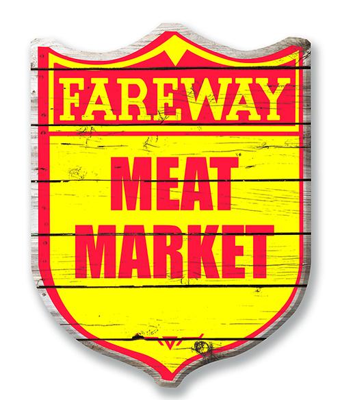 Fareway Meat Bundle - Donated by Fareway in Norwalk.Includes:2 8 oz bacon wrapped filet mignon2 12 oz Ribeyes2 12 oz new York strip2 12 oz top if Iowa sirloin2 8 oz vineless chops2 lb pork tenderloin2 center cut chops2 racks pork ribs