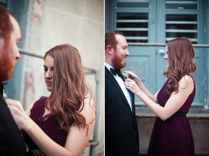 Southern Social Events: Vintage Industrial Wedding at Gather McKinney