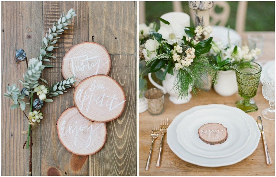 Southern Social Events + Experiences: Rustic Winter Gathering