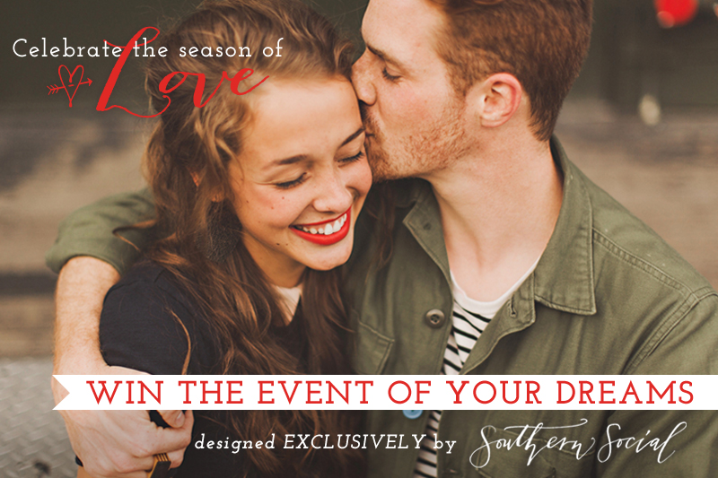 Southern Social Events + Experiences: Valentine's Day Giveaway