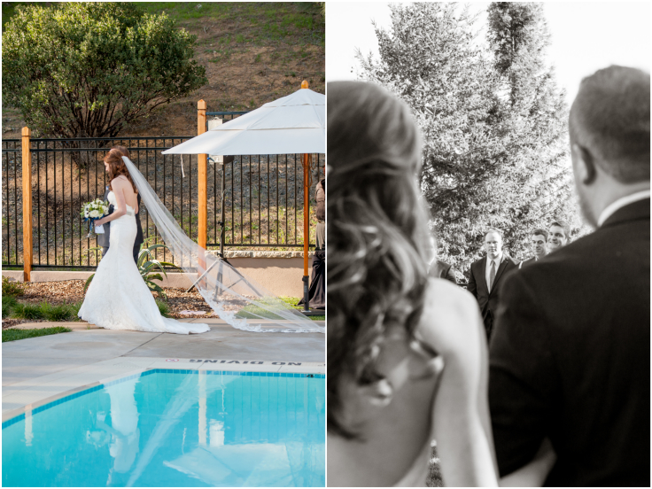 Southern Social Events + Experiences: A Wine Country Wedding at Calistoga Ranch