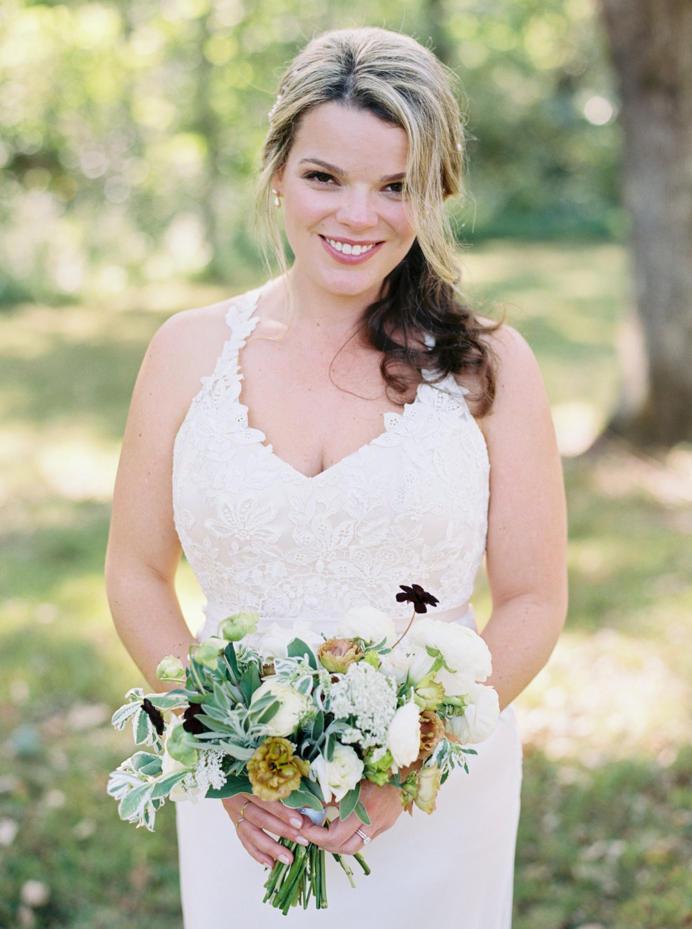 Fall Wedding at Bloomsbury Farm - Nashville