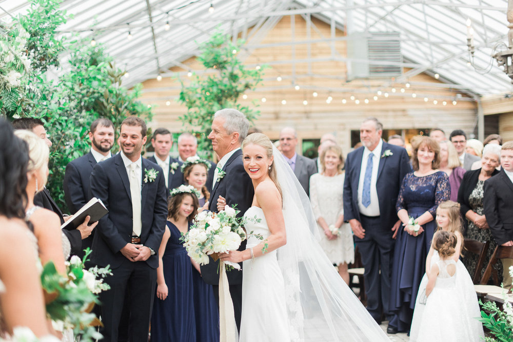 Long Hollow Gardens - Spring Wedding