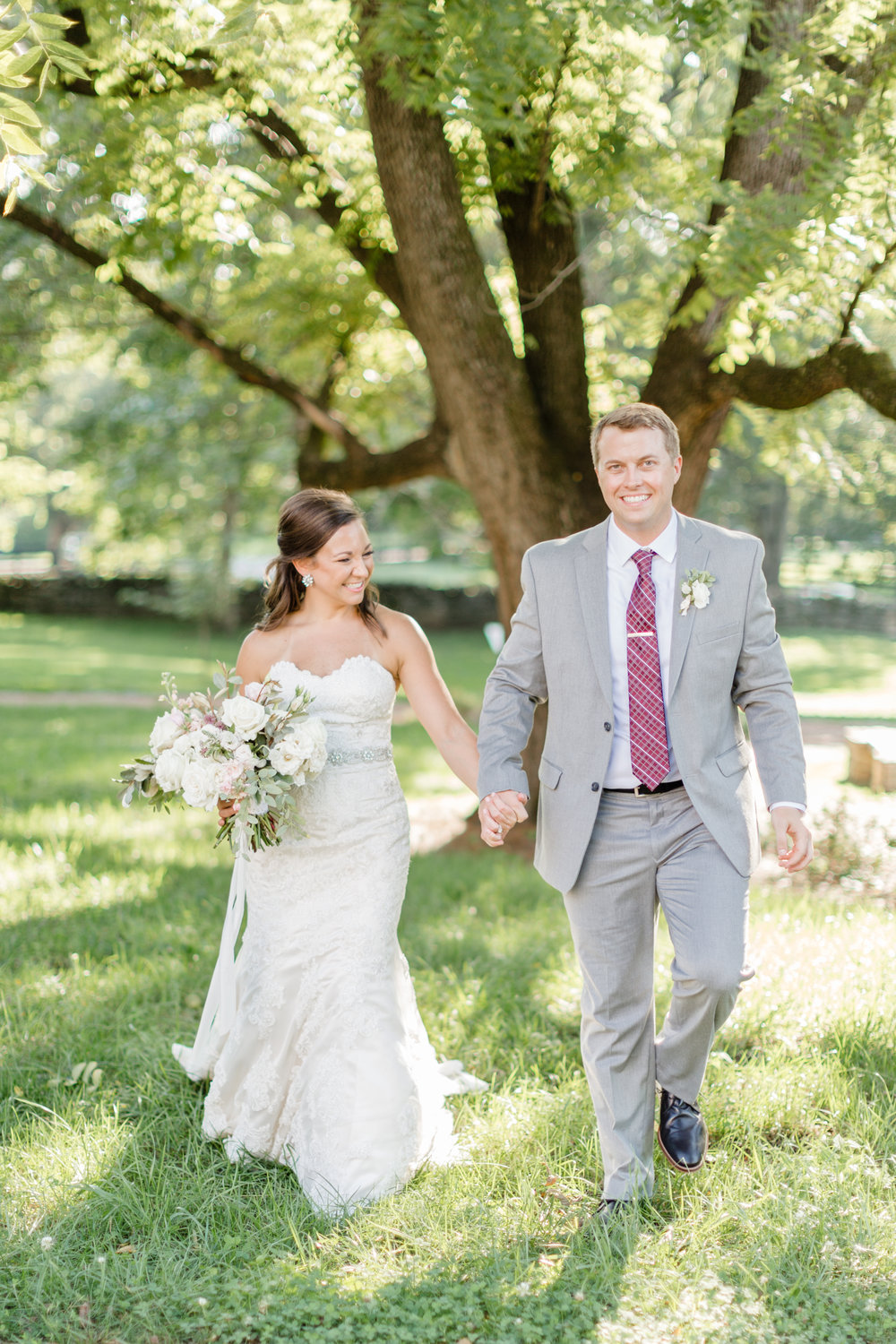 Belle Meade Plantation - Summer Wedding - Nashville, TN