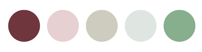 Belle Meade Plantation - Summer Color Palette