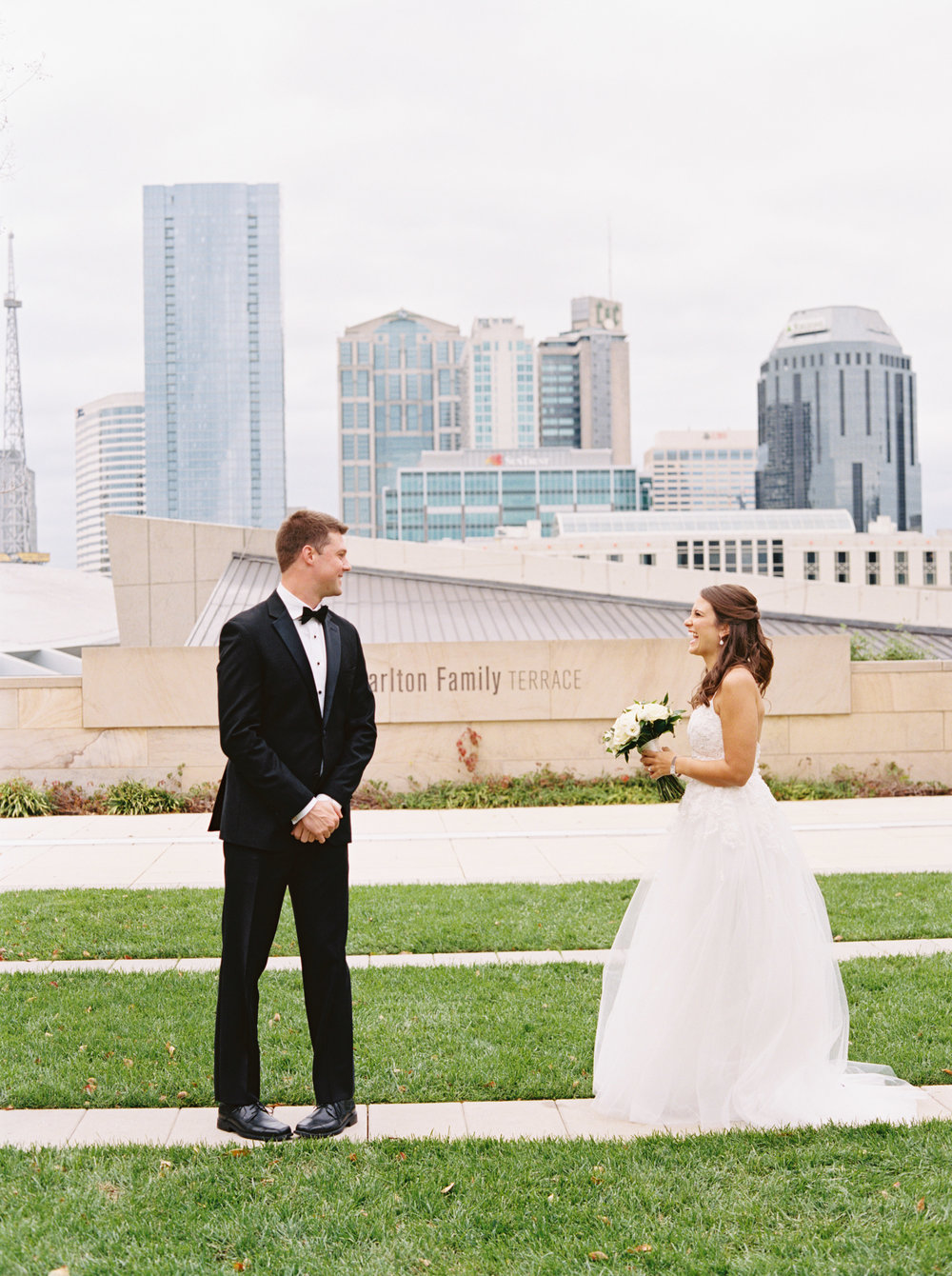 Country Music Hall of Fame - Fall Wedding