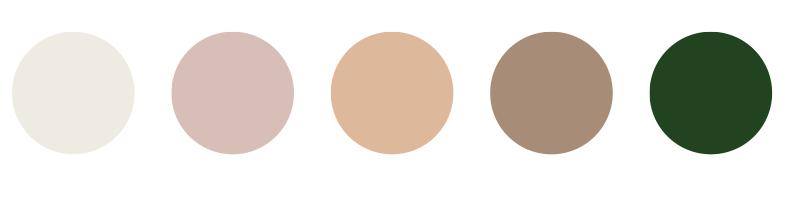 Southern Summer Color Palette