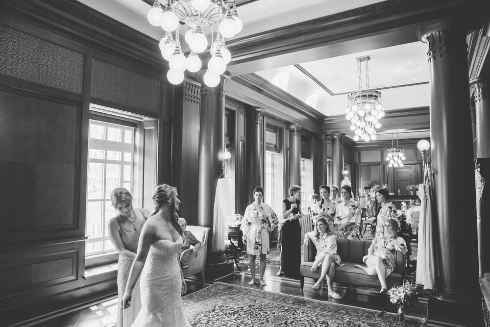 Schermerhorn Symphony Center - Summer Wedding - Nashville, TN