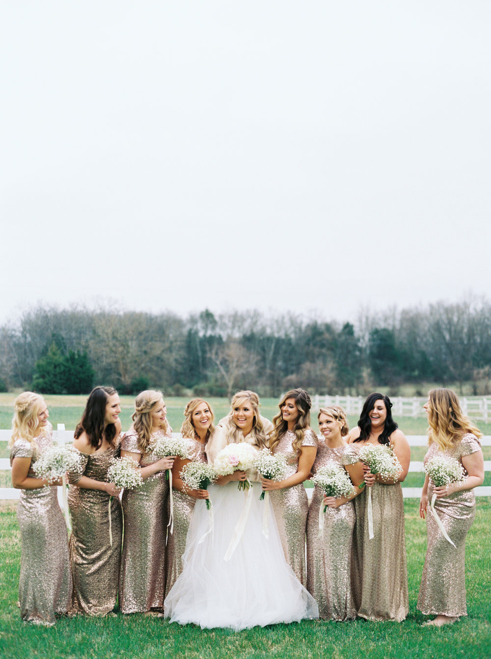 Saddle Wood Farm - Nashville, TN Wedding - New Year's Eve Wedding