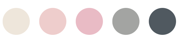 Spring Wedding Color Palette