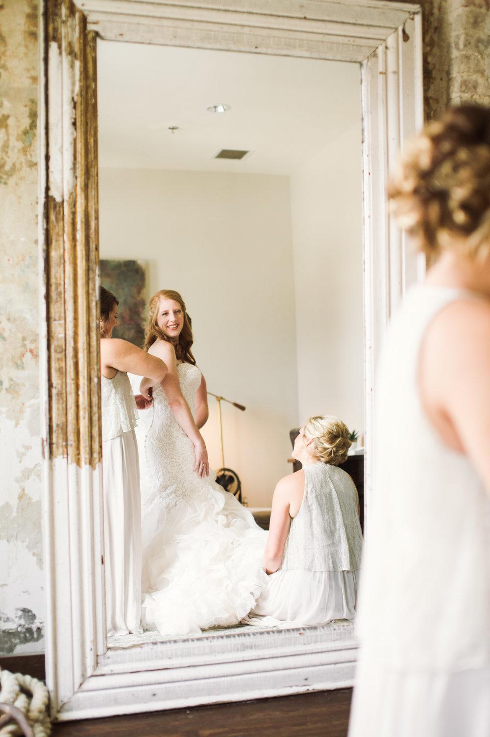 The Cordelle - August Wedding - Nashville, TN