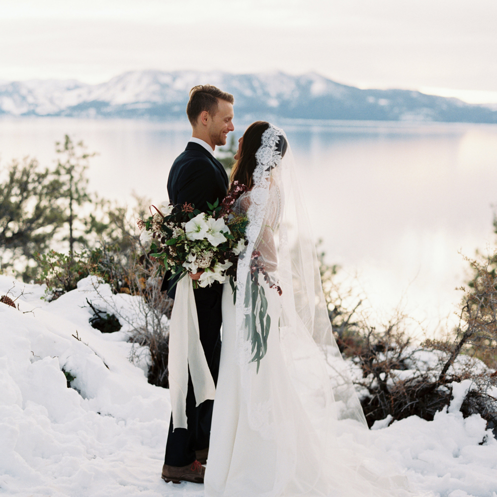 Coston and Co Lake Tahoe Wedding Elopement