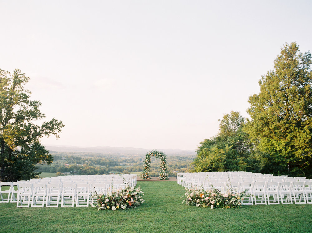 Trinity View Farm - Fall Wedding