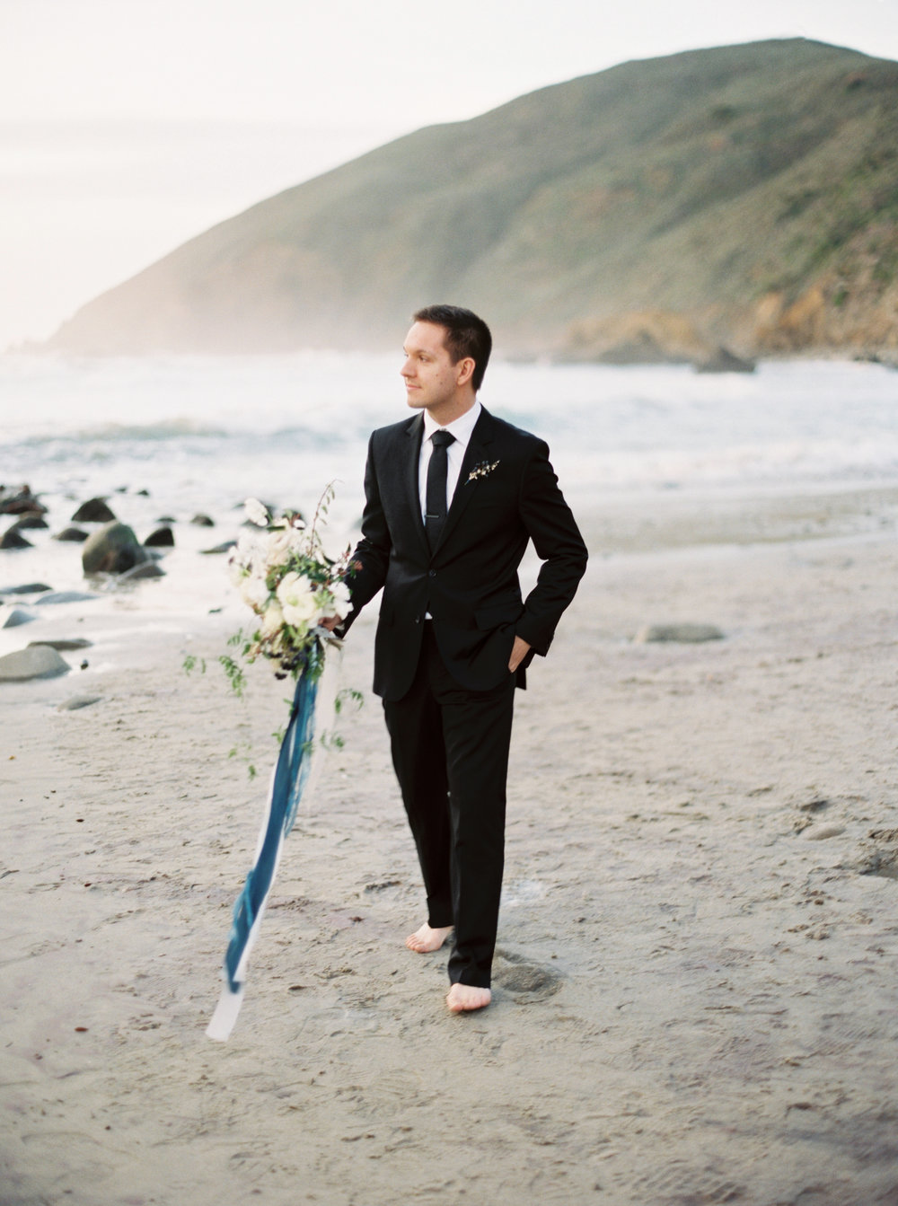 Big Sur Elopement - Coston & Co.