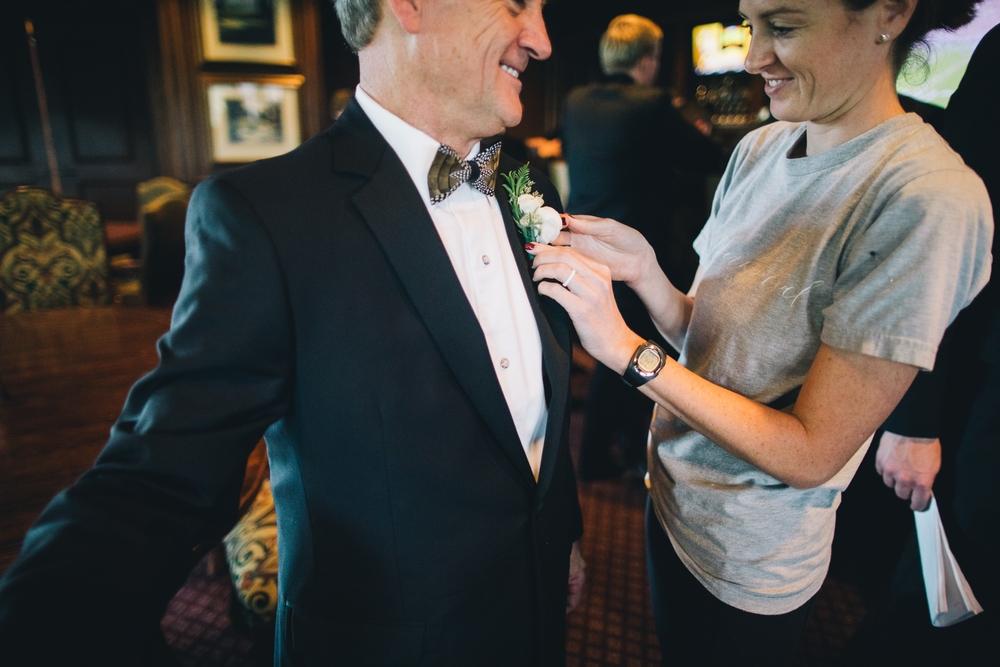 Hillwood Country Club Wedding - Coston & Co. - Nashville, TN